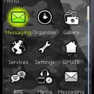 Symbian 20ZEN Camo freeware