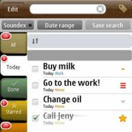 Symbian 2Do (Beta) freeware