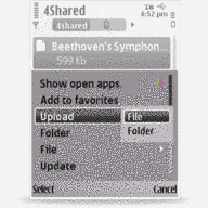 Symbian 4shared mobile freeware