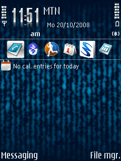 Symbian Lithium theme freeware