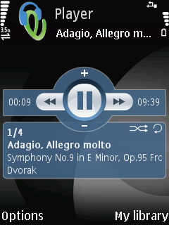 Symbian MeCanto 1.0.4382 freeware