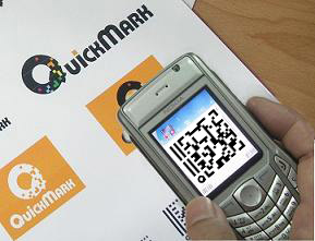Symbian QuickMark v3.3 barcode reader freeware