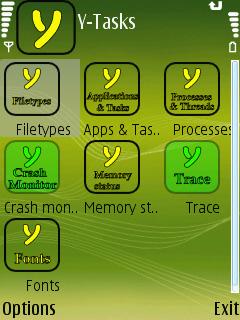 Symbian Y-Tasks v0.50 freeware