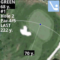 Symbian Aeris Golf GPS freeware