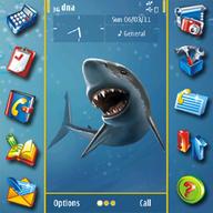 Symbian Angry Shark freeware