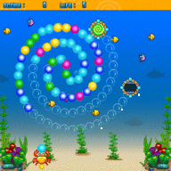 Symbian Aqua Blast Free freeware