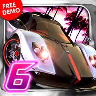 Symbian Asphalt 6: Adrenaline Demo freeware