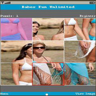 Symbian Babes Fun Unlimited freeware