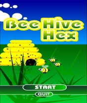 Bee Hive Hex Game