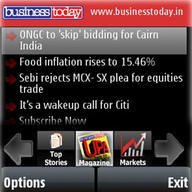 Symbian Business Today freeware