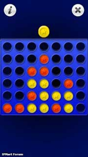 Symbian Connect4 Game freeware