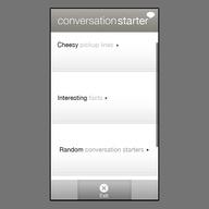 Symbian Conversation Starters freeware