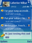Symbian Conversation v1.0 freeware