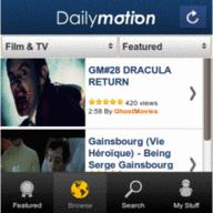 Symbian Dailymotion freeware
