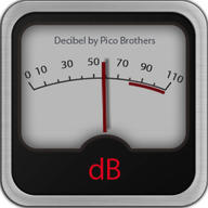Symbian Decibel Meter freeware