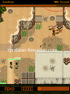 Very good tactical game for your Symbian phone