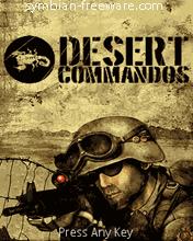 Symbian Desert Commandos freeware