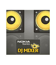 Symbian Nseries DJ mixer freeware