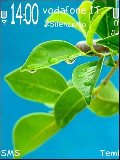 Symbian Drops theme freeware