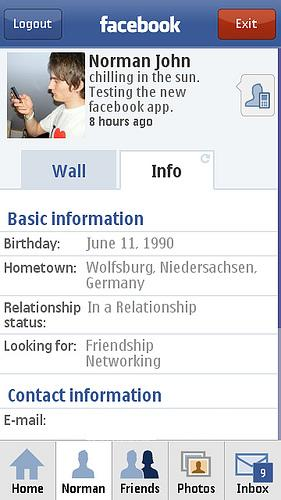 download fb chat for nokia e63