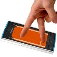 Symbian Finger Race freeware