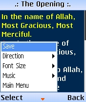 Symbian English Quran freeware