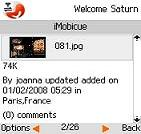 Symbian Mobicue for S60 wide screen freeware