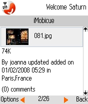 Symbian Mobicue for S40 freeware