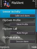 Symbian FlipSilent freeware