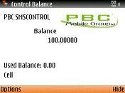 Symbian PBC_SMScounter freeware