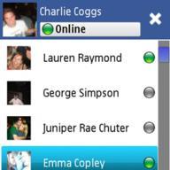 Symbian FriendChat freeware