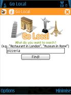 Symbian Go Local freeware