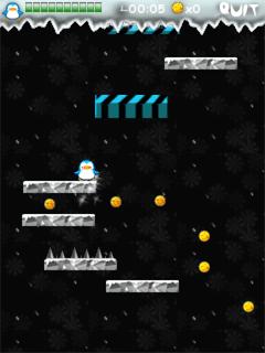 Symbian Greedy Penguins freeware