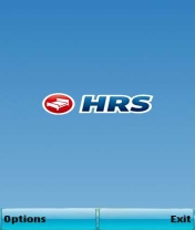 Symbian HRS Hotelportal freeware