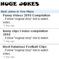 Symbian Huge Jokes freeware