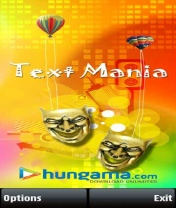 Symbian Hungama Text Mania freeware
