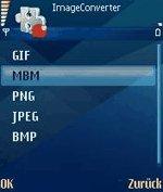 Symbian ImageConverter freeware