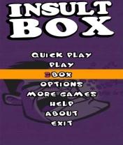 Symbian Insult Box freeware