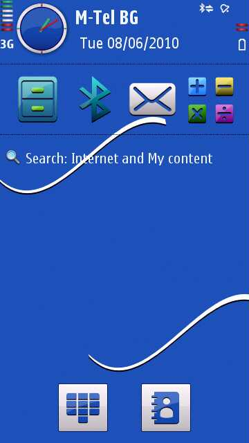 Symbian Theme Italia freeware