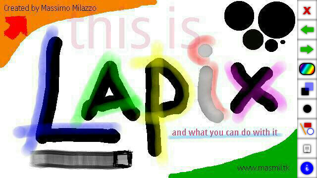 Symbian Lapix freeware