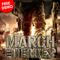 Symbian March of Heroes Demo freeware