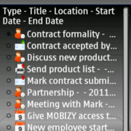 Symbian MOBIZY freeware