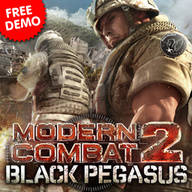 Symbian Modern Combat 2 Demo freeware