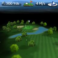 Symbian Nokia Golf Tour 3D freeware
