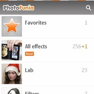 Symbian PhotoFunia freeware