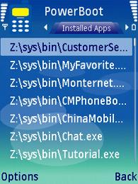 Symbian PowerBoot freeware