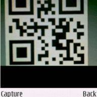 Symbian QR Scanner Free freeware