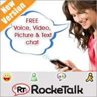 Symbian RockeTalk – Voice & Video Chat freeware