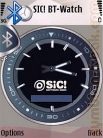 Symbian SIC! BT-Watch freeware