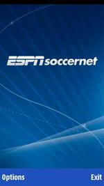 Symbian ESPN Soccernet freeware